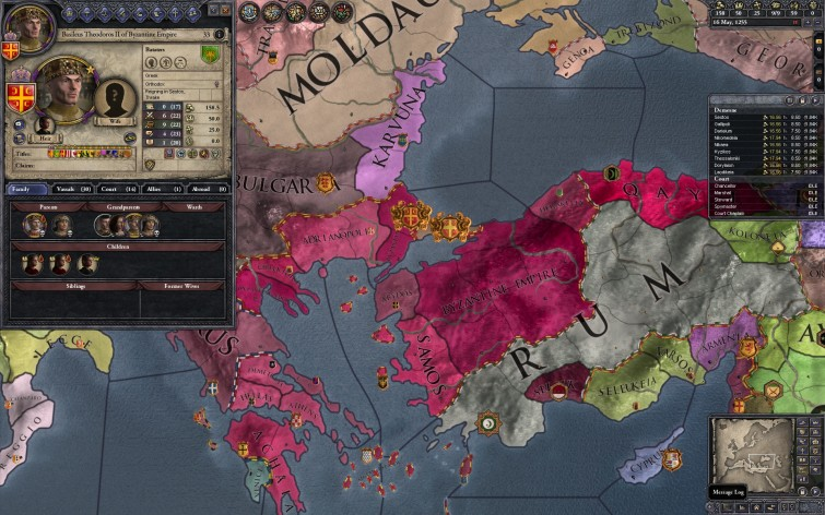 Screenshot 4 - Crusader Kings II: Dynasty Shield II