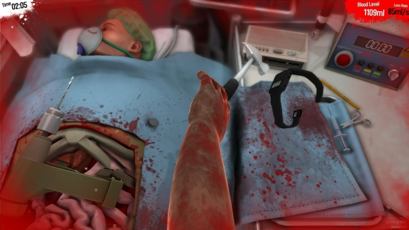 Screenshot 3 - Surgeon Simulator