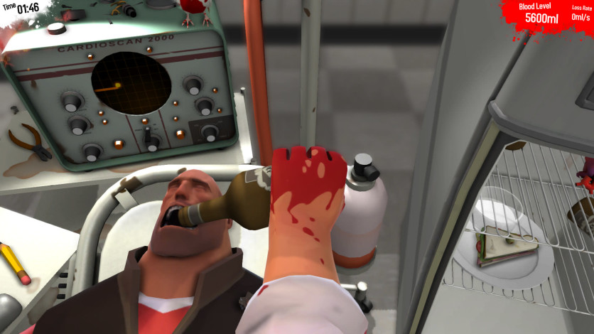 Screenshot 5 - Surgeon Simulator