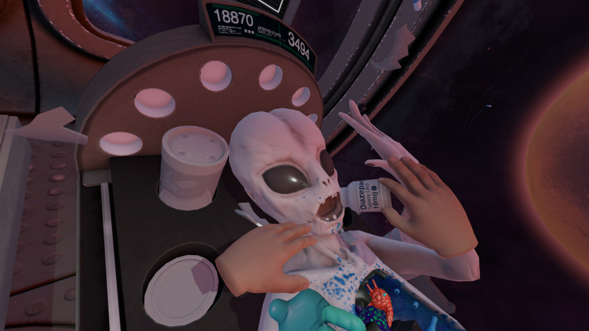 Screenshot 6 - Surgeon Simulator: Experience Reality