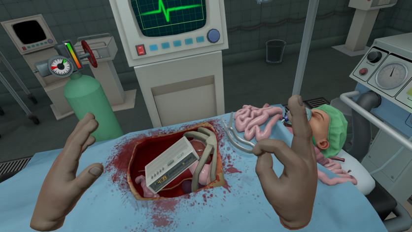 Screenshot 7 - Surgeon Simulator: Experience Reality