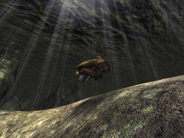 Screenshot 5 - AquaNox 2: Revelation