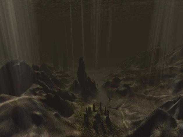 Screenshot 2 - AquaNox 2: Revelation