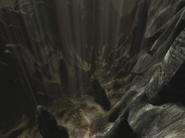 Screenshot 1 - AquaNox 2: Revelation