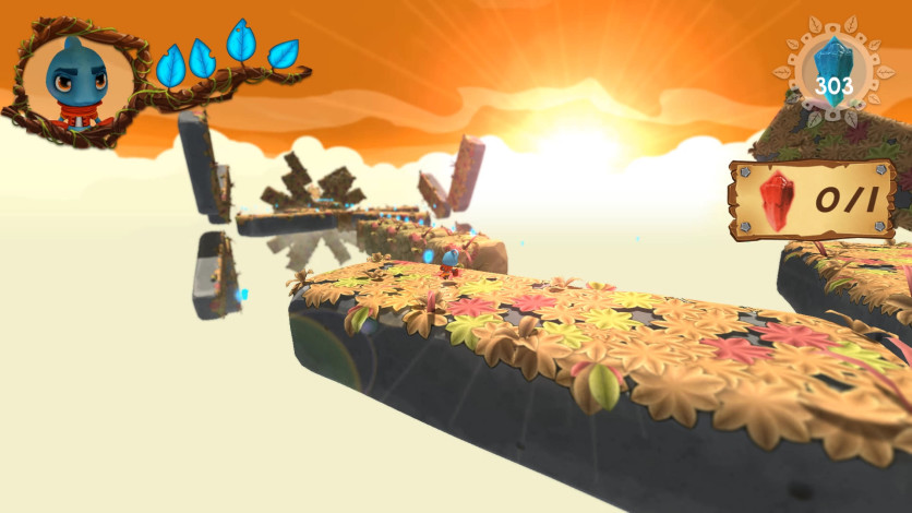 Screenshot 4 - Ginger: Beyond the Crystal
