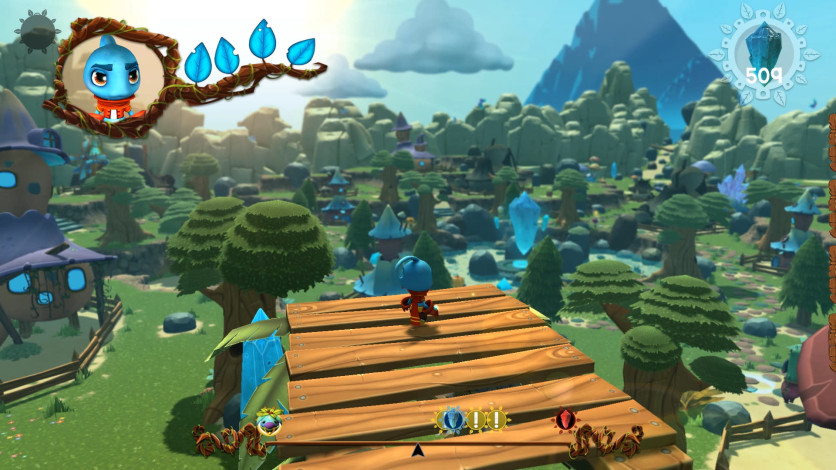 Screenshot 2 - Ginger: Beyond the Crystal