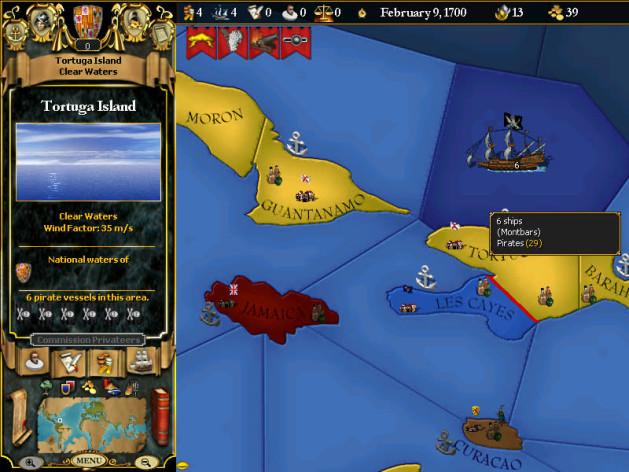Screenshot 7 - For The Glory: A Europa Universalis Game