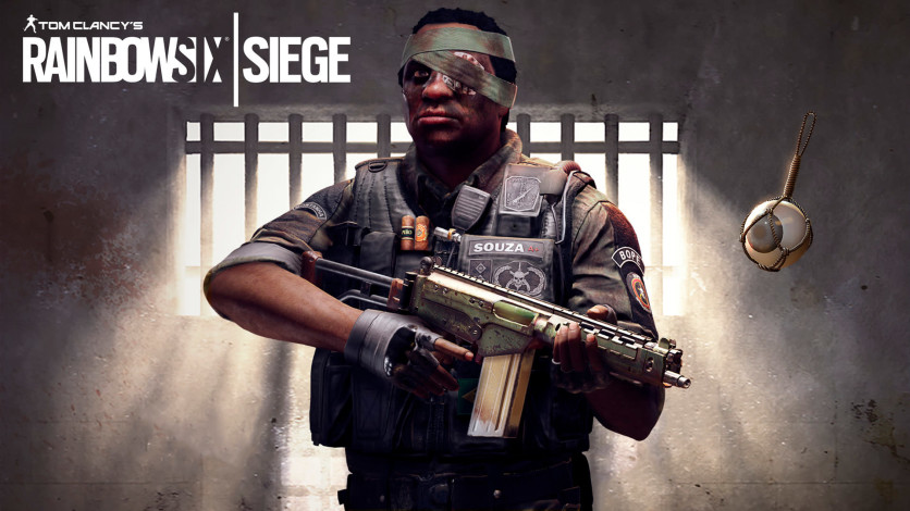 Screenshot 1 - Tom Clancy's Rainbow Six Siege: Capitão Detainee Set