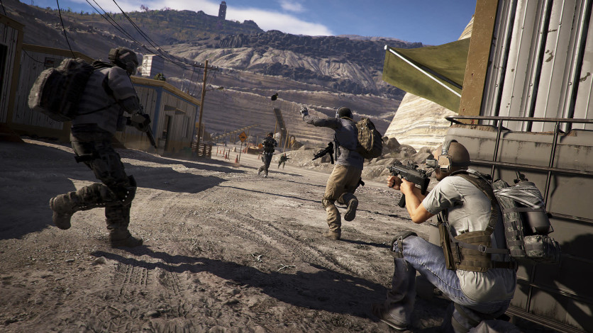 Screenshot 3 - Tom Clancy's Ghost Recon Wildlands - Ghost War Pass
