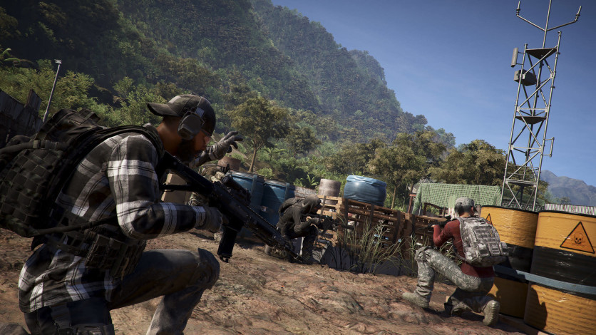 Screenshot 5 - Tom Clancy's Ghost Recon Wildlands - Ghost War Pass