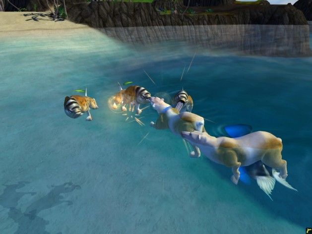 Screenshot 2 - Impossible Creatures