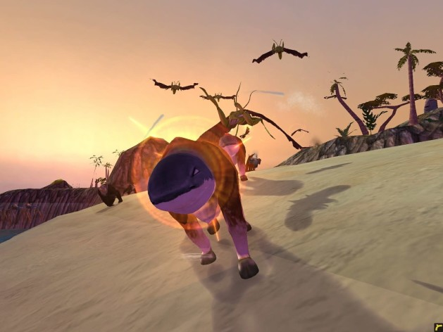 Screenshot 4 - Impossible Creatures