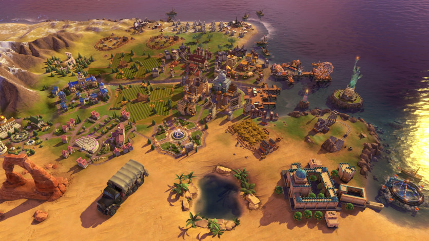 Screenshot 2 - Sid Meier's Civilization VI - Rise and Fall