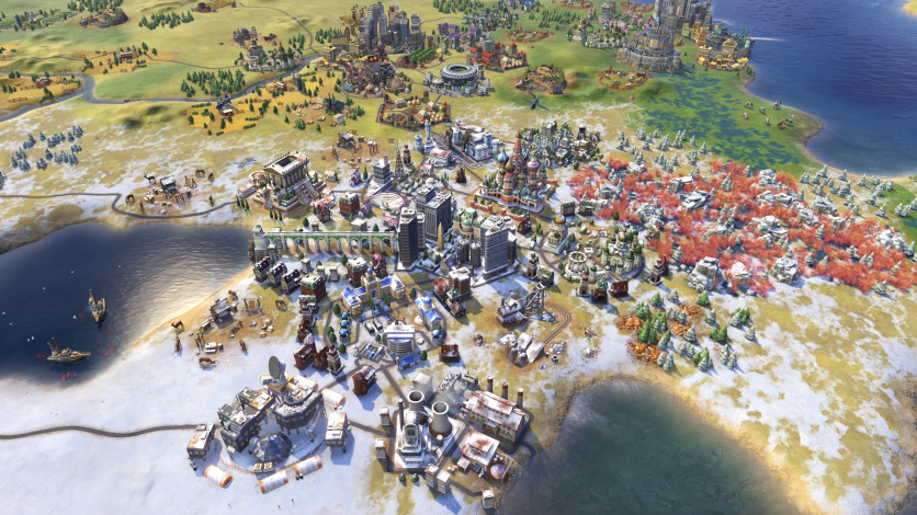 Screenshot 3 - Sid Meier's Civilization VI - Rise and Fall