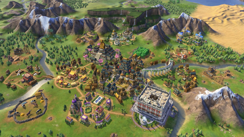 Screenshot 4 - Sid Meier's Civilization VI - Rise and Fall
