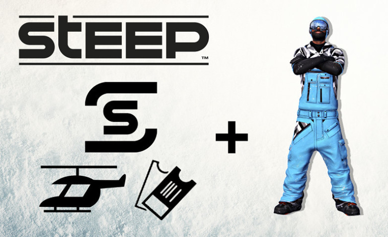 Screenshot 1 - Steep Welcome Pack