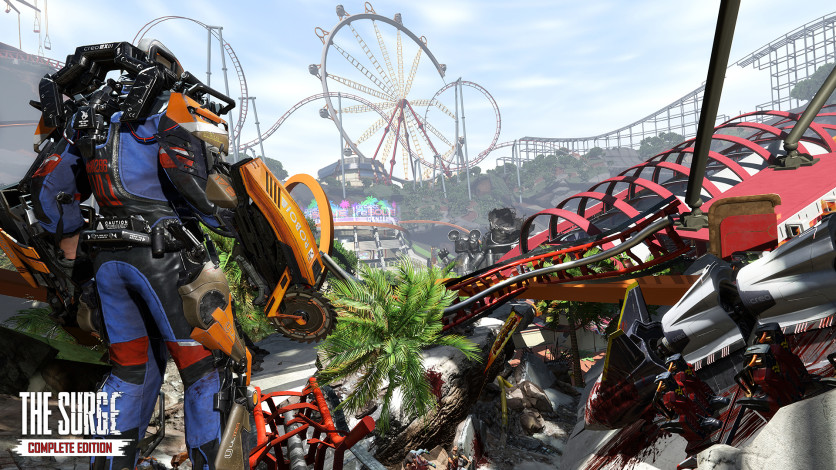 Screenshot 9 - The Surge: Complete Edition