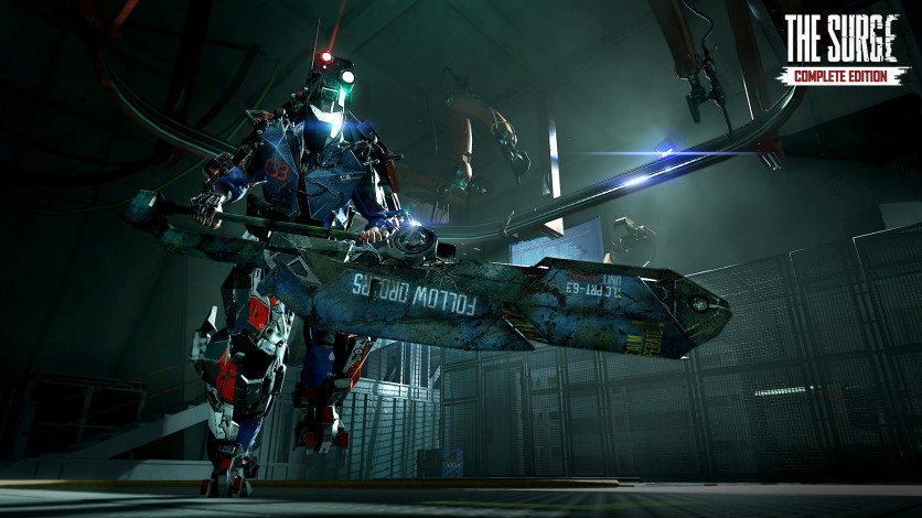 Screenshot 1 - The Surge: Complete Edition