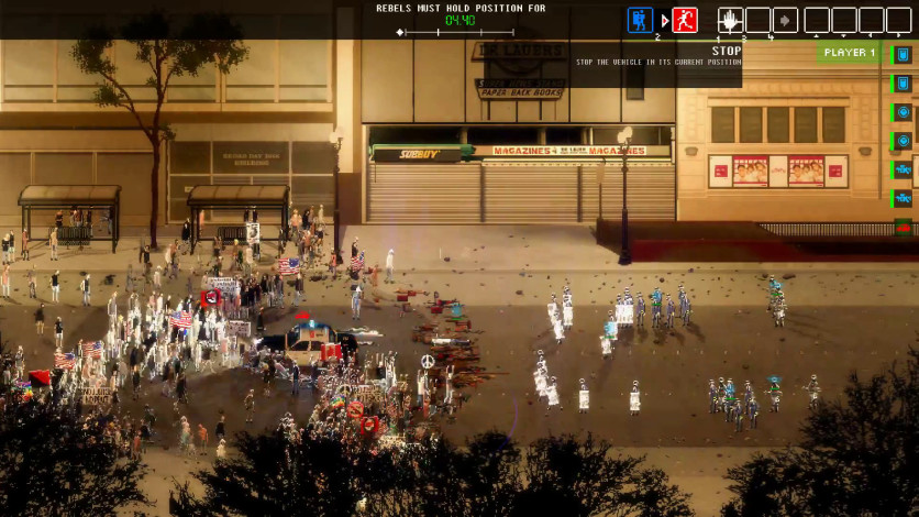 Screenshot 4 - RIOT - Civil Unrest