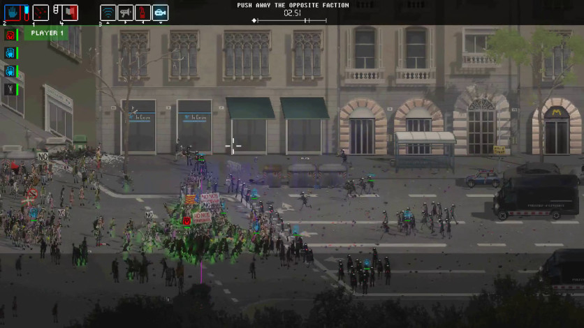 Screenshot 7 - RIOT - Civil Unrest