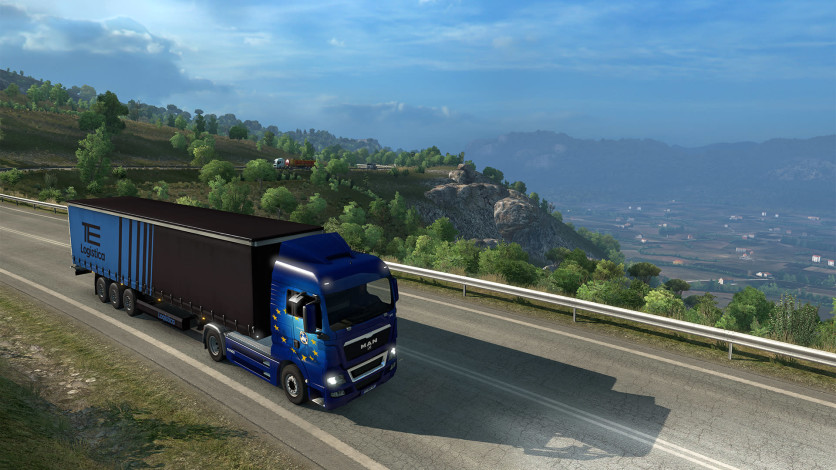 Screenshot 4 - Euro Truck Simulator 2 - Italy