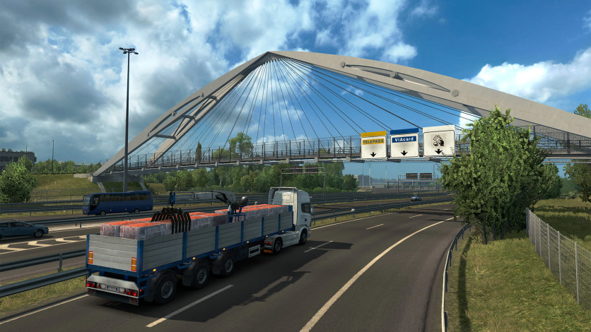 Screenshot 3 - Euro Truck Simulator 2 - Italy