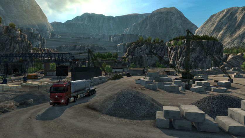 Screenshot 10 - Euro Truck Simulator 2 - Italy