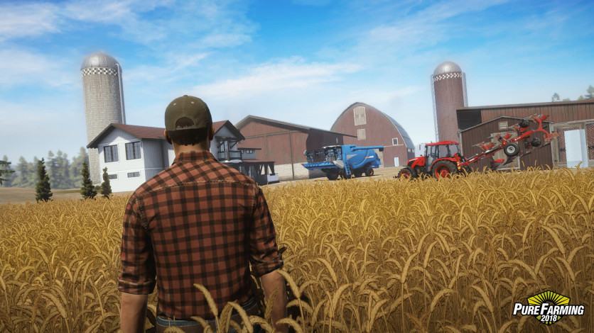 Screenshot 7 - Pure Farming 2018
