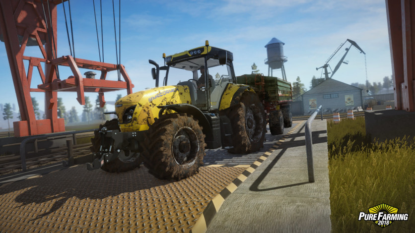 Screenshot 6 - Pure Farming 2018