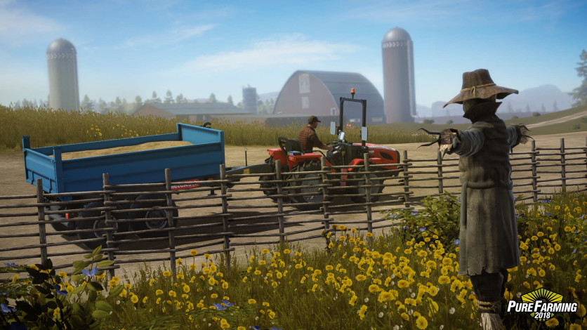 Screenshot 4 - Pure Farming 2018 - Deluxe Edition