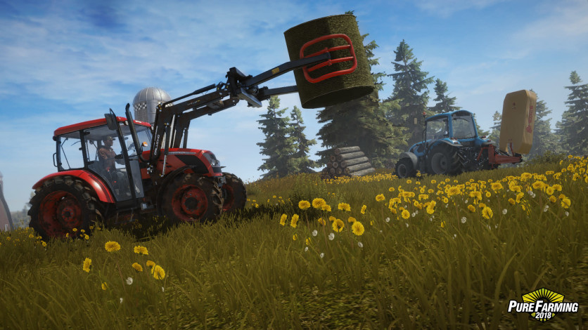 Screenshot 3 - Pure Farming 2018 - Deluxe Edition
