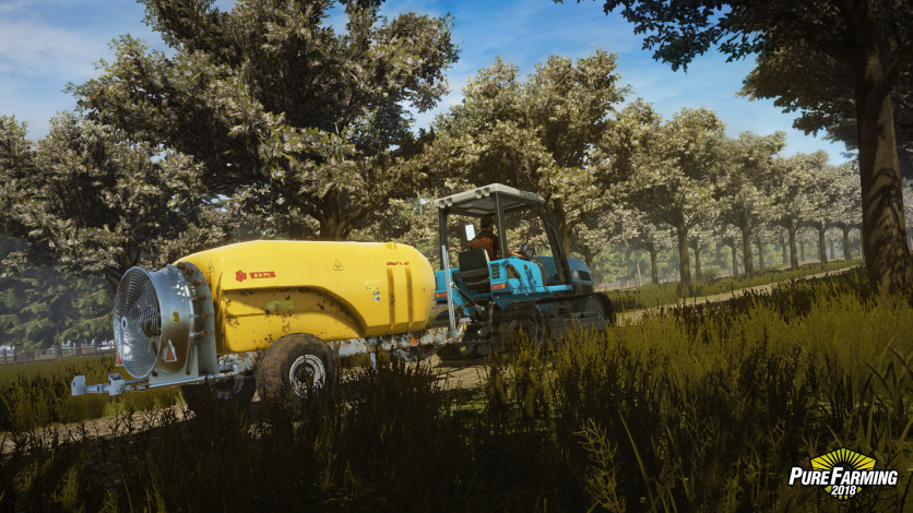 Screenshot 8 - Pure Farming 2018 - Deluxe Edition
