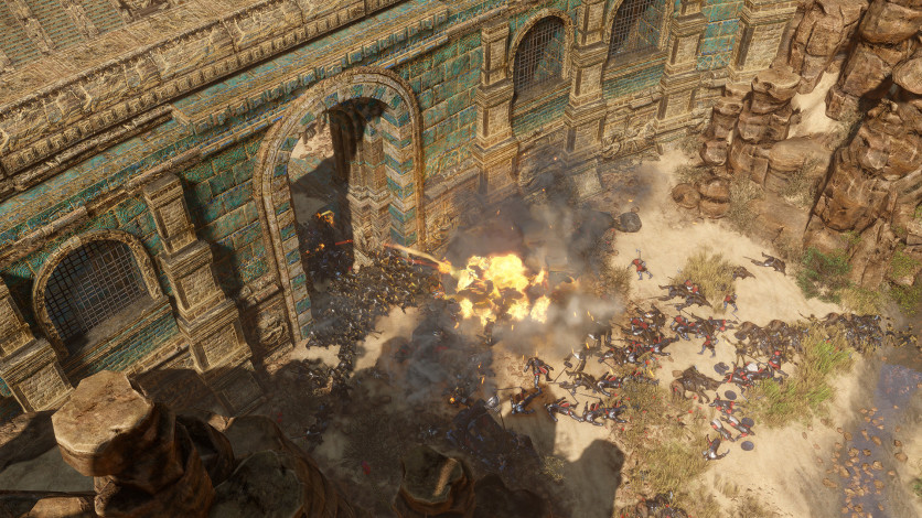 Screenshot 7 - SpellForce 3