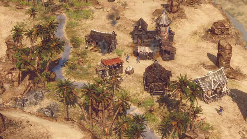 Screenshot 19 - SpellForce 3