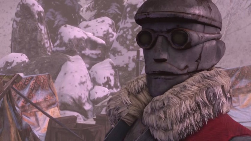 Screenshot 3 - Syberia 3 - An Automaton with a plan
