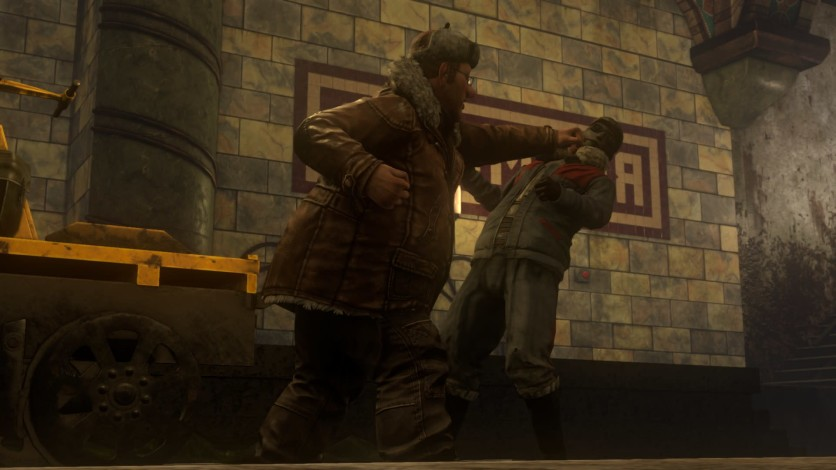 Screenshot 2 - Syberia 3 - An Automaton with a plan