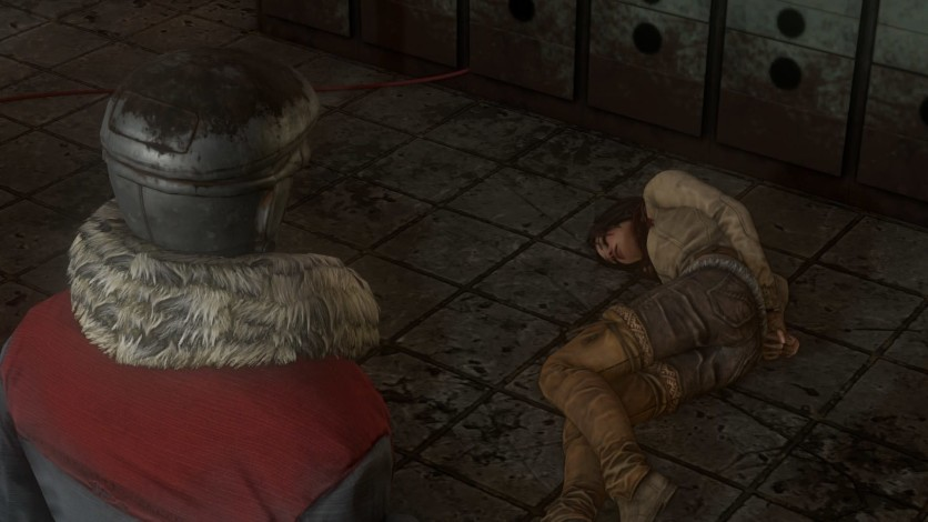 Screenshot 1 - Syberia 3 - An Automaton with a plan