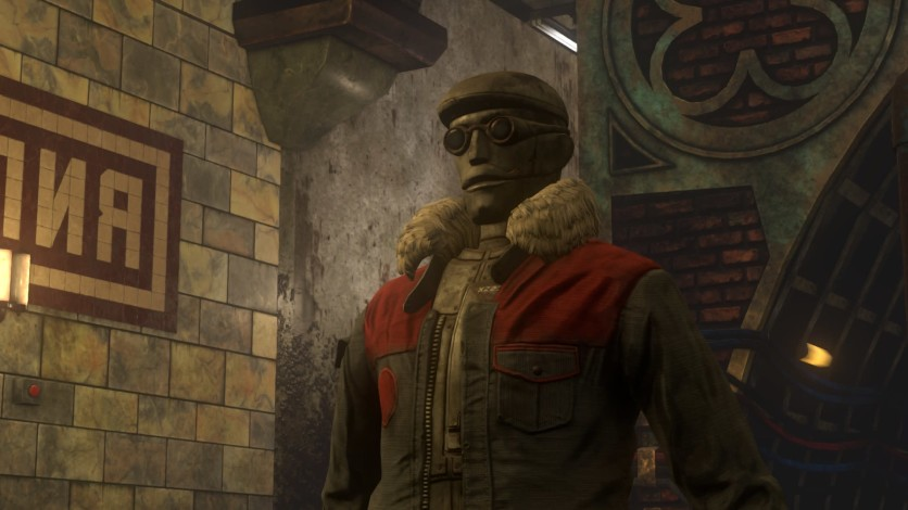 Screenshot 5 - Syberia 3 - An Automaton with a plan