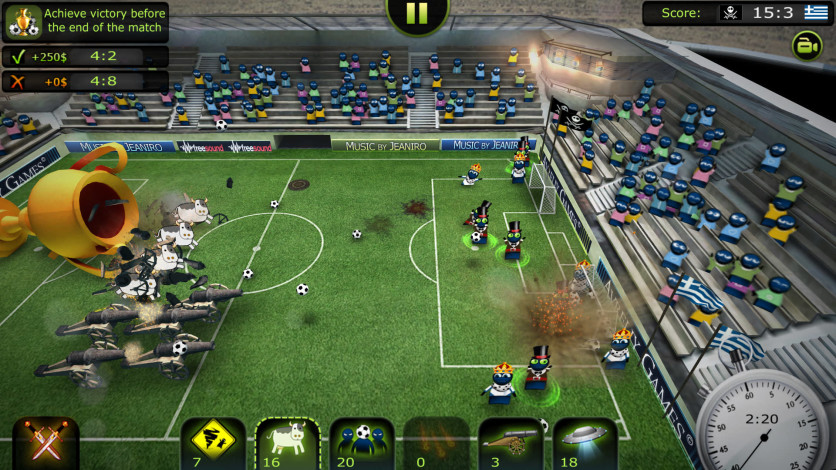 Screenshot 7 - FootLOL: Epic Fail League