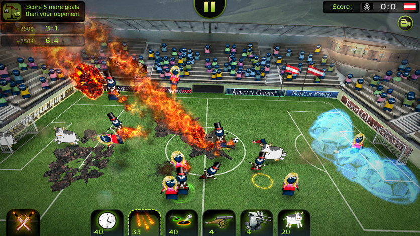 Screenshot 3 - FootLOL: Epic Fail League