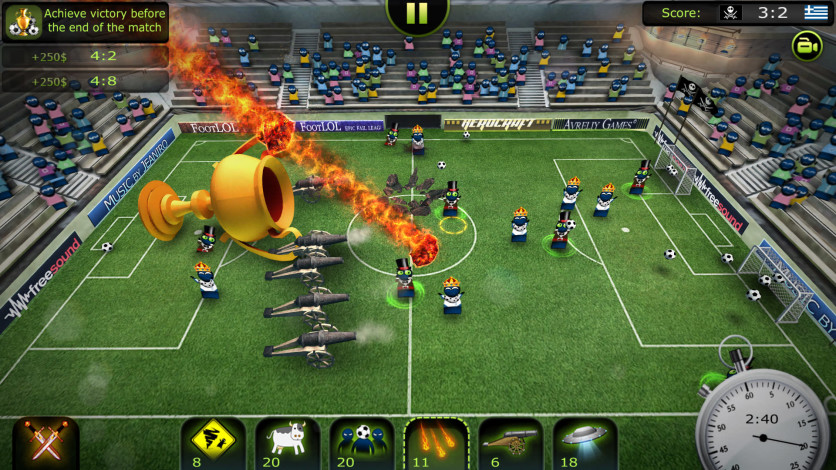 Screenshot 5 - FootLOL: Epic Fail League