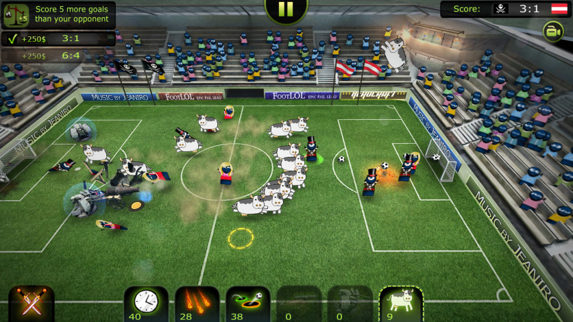 Screenshot 8 - FootLOL: Epic Fail League