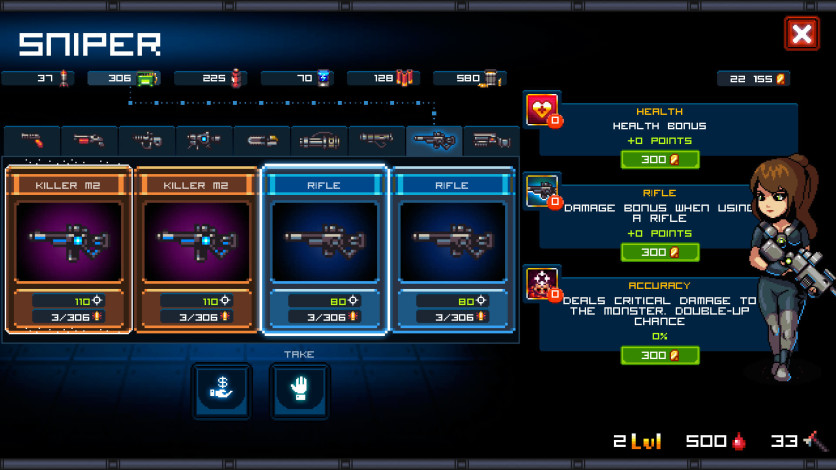 Screenshot 4 - Super Turbo Demon Busters!
