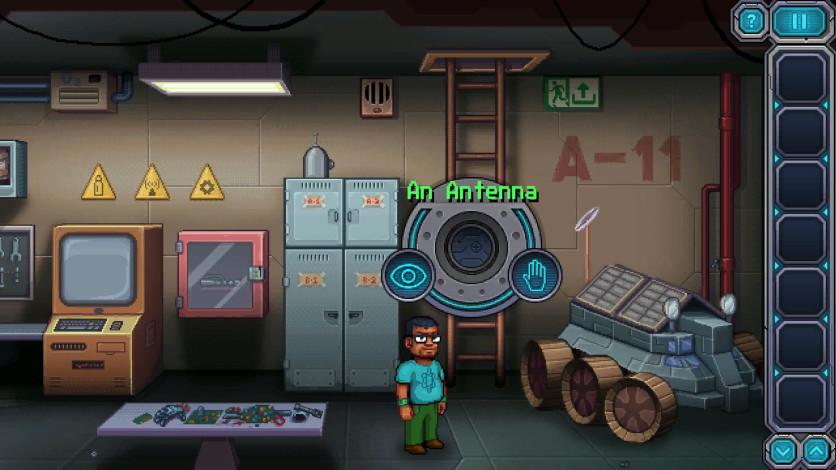 Screenshot 4 - Odysseus Kosmos and his Robot Quest