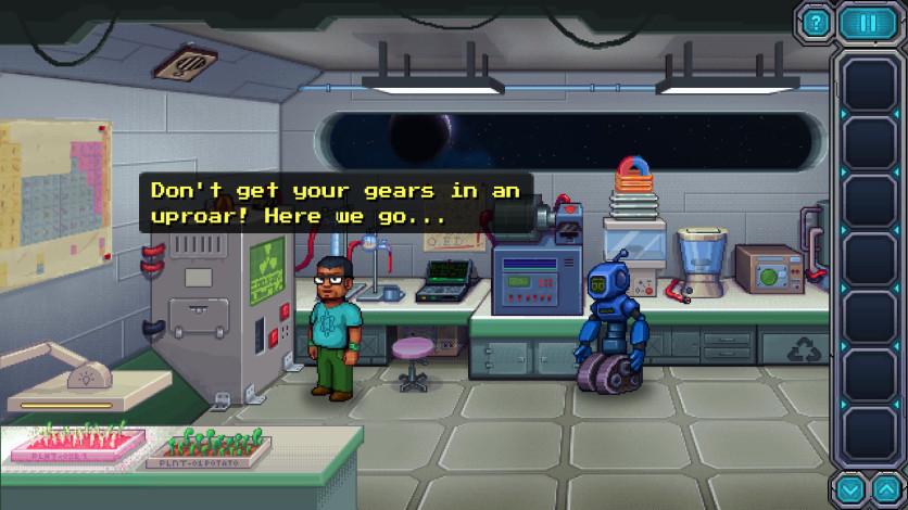 Screenshot 2 - Odysseus Kosmos and his Robot Quest