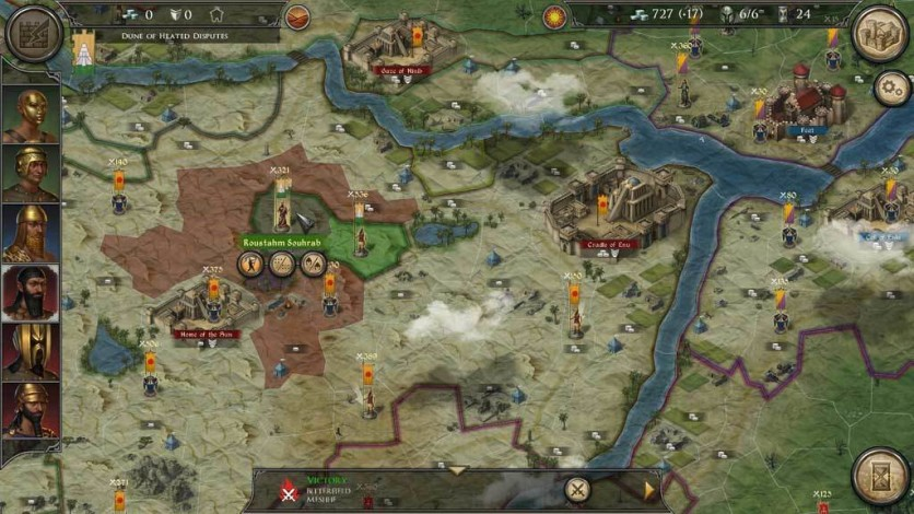 Screenshot 5 - Strategy & Tactics: Dark Ages