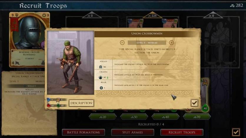 Screenshot 8 - Strategy & Tactics: Dark Ages