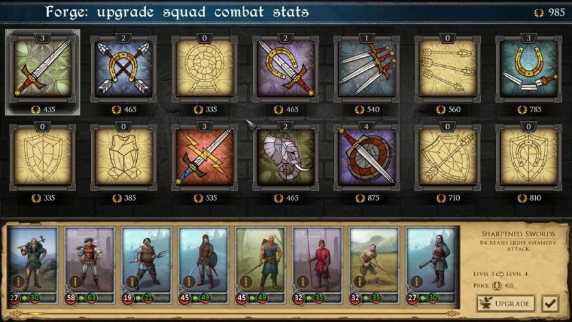 Screenshot 2 - Strategy & Tactics: Dark Ages