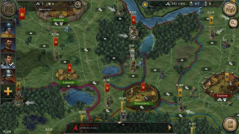 Screenshot 4 - Strategy & Tactics: Dark Ages