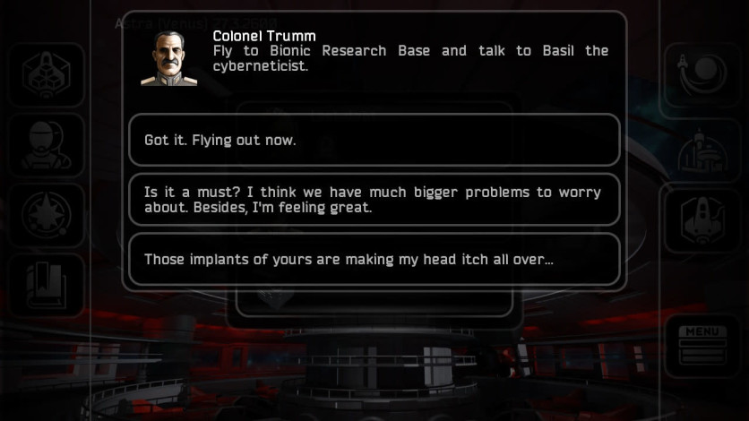 Screenshot 3 - Plancon: Space Conflict